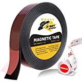 Best Magnetic Tapes - Flexible Magnetic Tape - 1 Inch x 10 Review