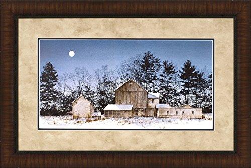 Midwest Art & Frame Pine Ridge by Ray Hendershot Frame