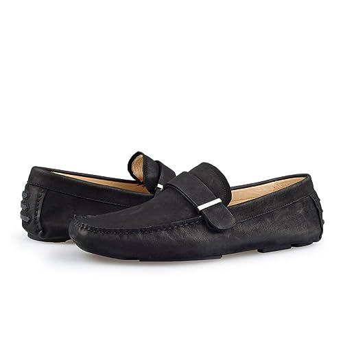 +Billete Mg93971 - Mocasines de Charol para Hombre: Amazon.es: Zapatos y complementos