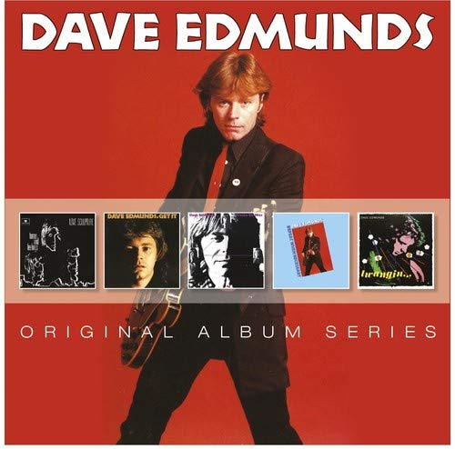 Flying Rhino - Original Album Series -  Dave Edmunds
