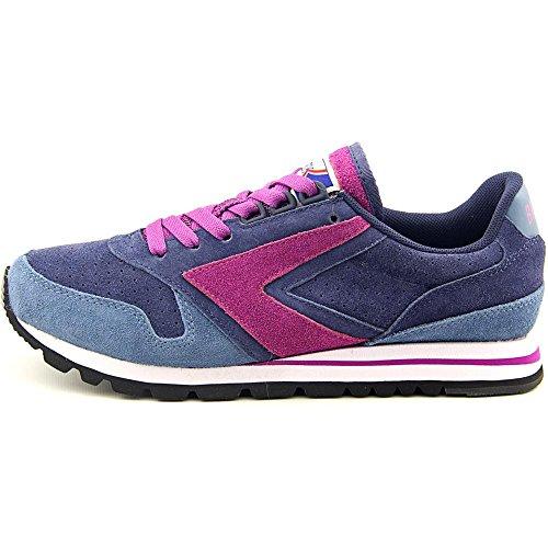 Brooks Heritage Chariot Women US 7 Blue Sneakers