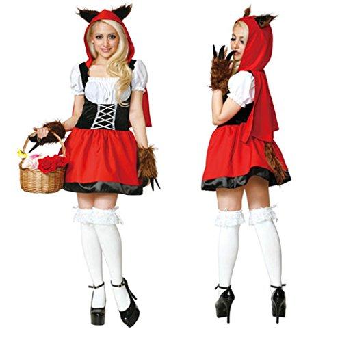 Little Red Riding Hood Costume - Teen/Women's XS/S Size -