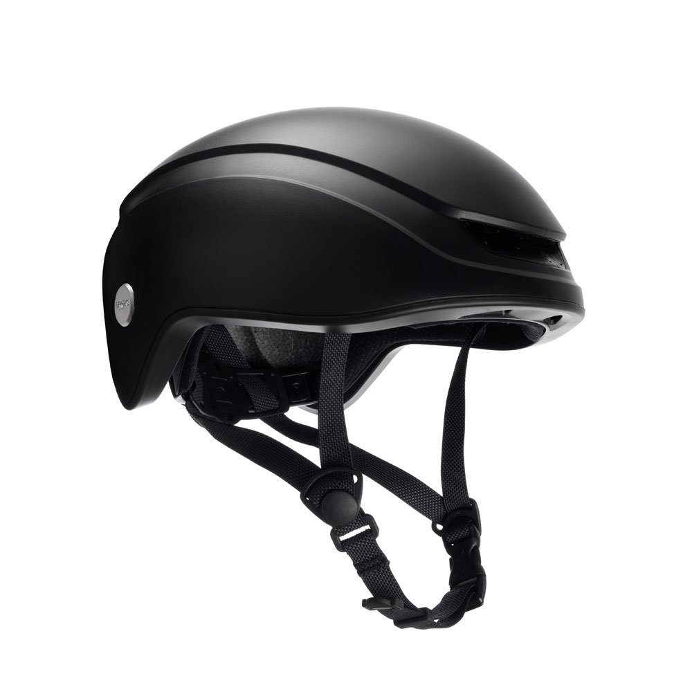BROOKS(ブルックス) 高い安全性と美しいデザインのアーバンヘルメット ブラック ISLAND HELMET HELMET【日本正規品/2年間保証 ISLAND】 Large ブラック B078Y35SL6, ナガクテチョウ:2165e35c --- krianta.ru