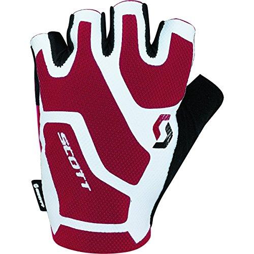 Scott Scott Endurance SF Gloves Black/Red, L - Men's (Glove Black Scott)