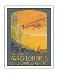 Enjoy a taste of the Golden Age of Travel with these beautiful Fine Art Prints by Pacifica Island Art. This print will look wonderful framed in the home, office or restaurant and is perfect for the Travel Poster art collector.