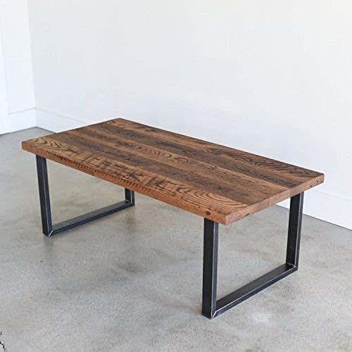 Reclaimed Wood Coffee Table Amazon: Amazon.com: Reclaimed Wood Coffee Table/Industrial U