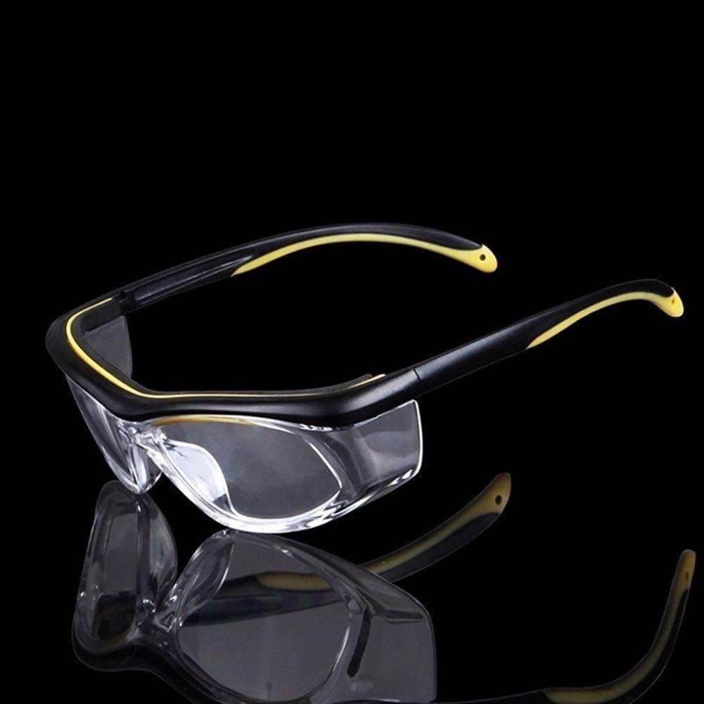DER Gafas de Seguridad, El Trabajo Gafas de Seguridad Anti-Salpicaduras del Viento a Prueba de Polvo vidrios Protectores para Uso Personal, Profesional