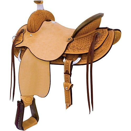 Billy Cook Saddlery Sheridan Ranch Saddle 15.5In P
