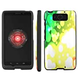Mobiflare Slim Guard Armor Design Case for [Droid MAXX HD 1080/1080M] - Bokha Rasta