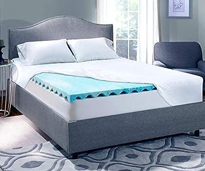 Innocor, Inc Serta Perfect Sleeper King 3-Inch Gel Memory Foam Mattress Topper