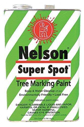Lead Free Tree Marking Paint, Blue, 1 gal