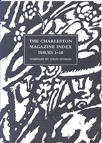 The Charleston Magazine Index Issues 1-10