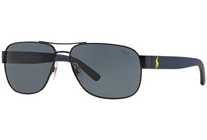 Polo Ralph Lauren PH3089, Gafas de Sol para Hombre, Azul ...