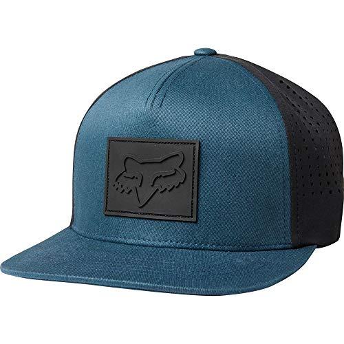 Fox Racing Men's Redplate Snapback Adjustable Hats,One Size,Navy
