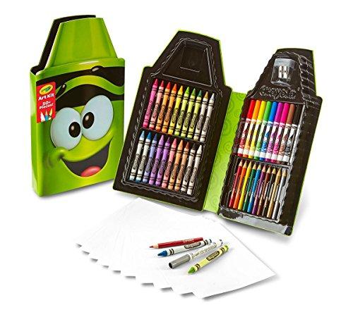 Crayola Tip Art Kit, Electric Lime 04-6897