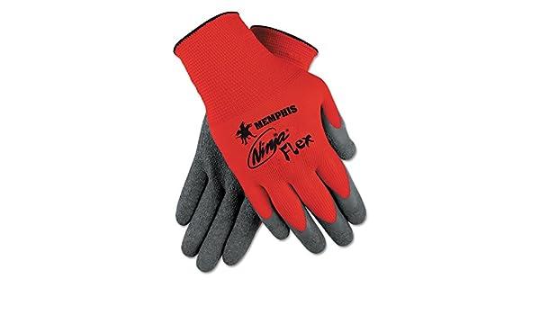 Medium - Ninja Flex Gloves, MCR Safety: Amazon.com ...