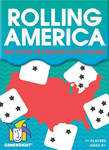 Rolling America, The Star Spangled Dice Action Game