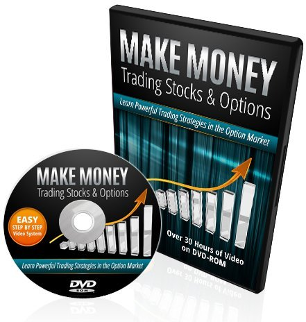 Make Money Trading Stocks & Options - Over 30 Hours Video Plus Bonus!]()