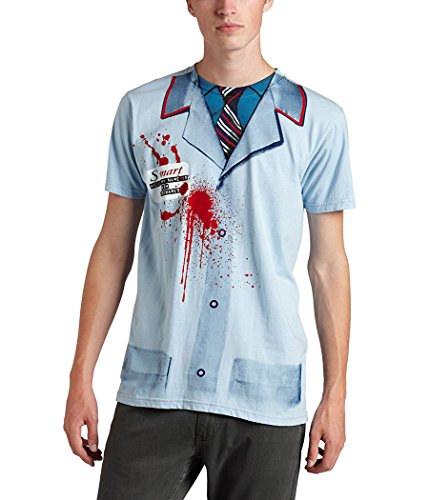 [Army of Darkness S-Mart Costume T-Shirt-Medium] (Army Of Darkness Costume)