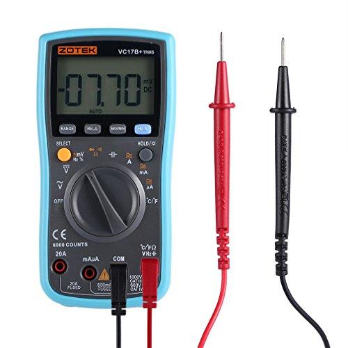 Multimeter LESHP Capacitance Temperature Resistance