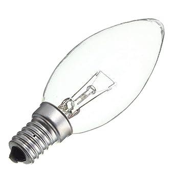 Lámpara incandescente Bombilla de filamento E14 25W / 40W / 60W ...