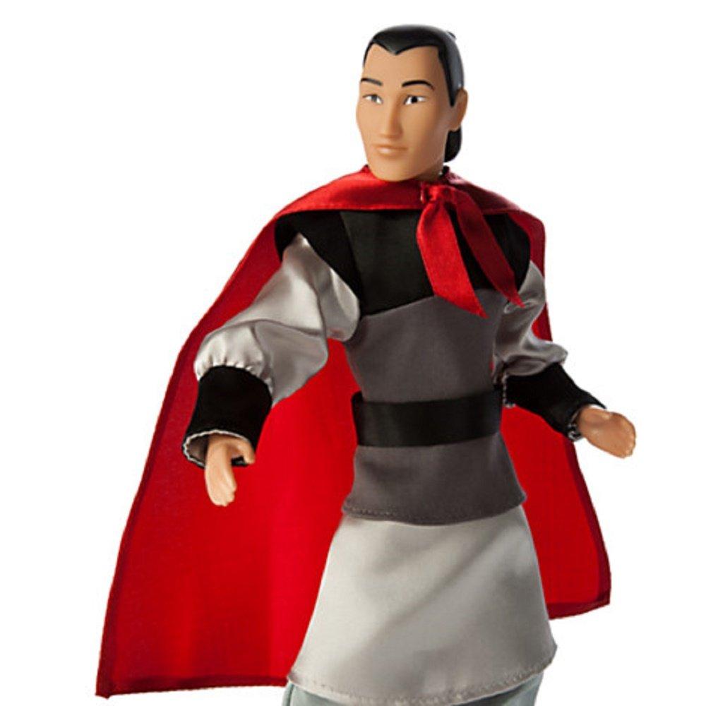 Uncategorized Captain Li Shang amazon com disney mulan li shang doll 12 toys games