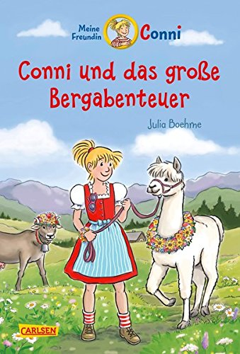 Conni-Erzählbände 30: Conni und das große Bergabenteuer Gebundenes Buch – 31. August 2017 Julia Boehme Herdis Albrecht Carlsen 3551556202