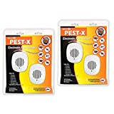 Pest-X All-Pest Rodent and Insect Repeller (4-Pack)   Pest Control 500 sq. ft. Per Unit