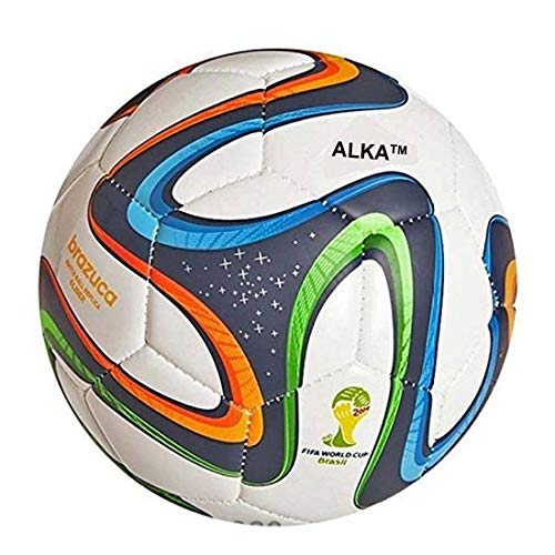 ALKA RASCO Brazuca 32 Panel Hand Stitched Football  Size 5