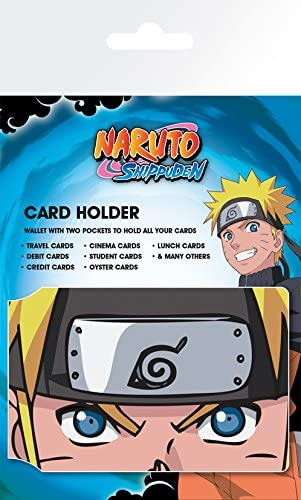 Shippuden Porte Carte Naruto GB Eye
