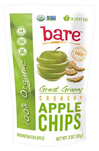 anic Apple Chips, Granny Smith, 3.3 Ounce ()