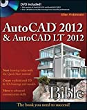 img - for AutoCAD 2012 and AutoCAD LT 2012 Bible by Ellen Finkelstein (2011-07-12) book / textbook / text book