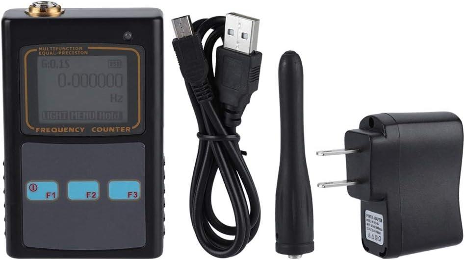 Pomya - Medidor de frecuencia de Banda Dual para Radio LCD ...