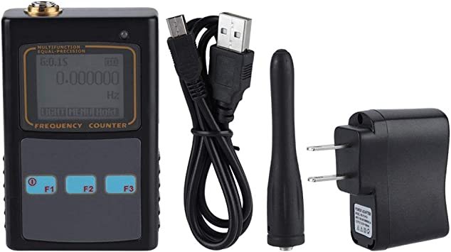 Pomya - Medidor de frecuencia de Banda Dual para Radio ...