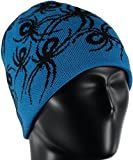Spyder Boys Mini Bugs Hat, Electric Blue/Black, One Size