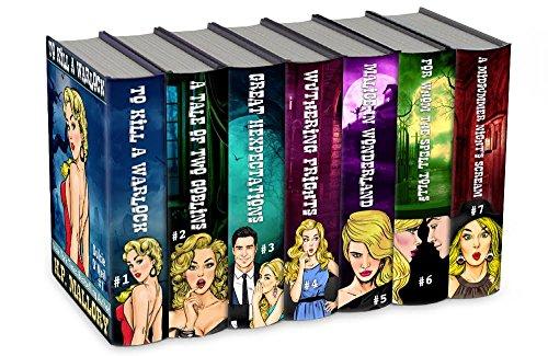 The Dulcie O'Neil 7 Book Boxed (Hp Mallory Kindle Books)