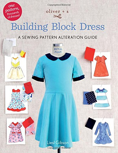 Amazon Oliver S Building Block Dress A Sewing Pattern