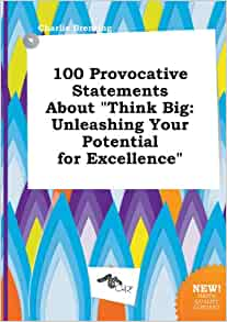 think big unleashing your potential for excellence pdf download
