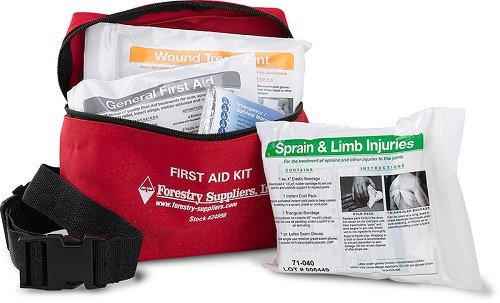 Forestry Suppliers, Inc  Fanny Pack First Aid Kit - Buy