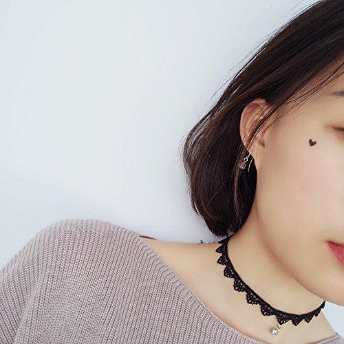 Womens Sugar Cube - Generic Korean_style_of simple stylish ,_small_beauty ear Nail earrings women girl _small_sugar_cubes_long,_quality ear pendant necklace earrings Earring eardrop _geometric_wild_ earrings