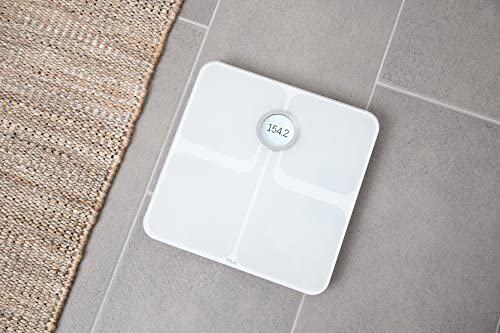 Fitbit Unisex Aria 2 Smart Scale, White, Onesize FB202WT-EU: Buy ...