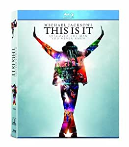 Michael Jackson: This Is It [Blu-ray]