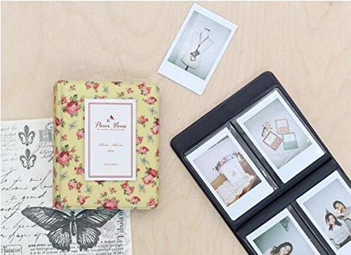 CLOVER Pockets Vintage Floral Instax