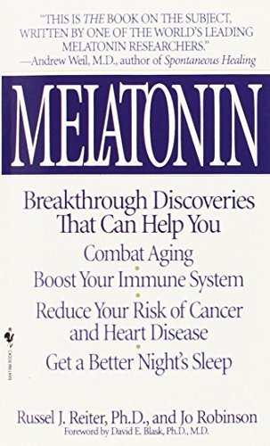 By Russel J. Reiter - Melatonin (Reprint) (1996-07-16) [Paperback ...