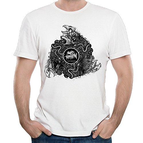 Fashion Bury Tomorrow Earthbound Tshirts For Man