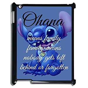 Chaap And High Quality Phone Case For Ipad 2/3/4 Case -Stitch - Ohana Means Family-LiShuangD Store Case 5