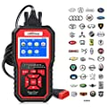 KONNWEI KW850 Professional OBD2 Scanner Auto Code Reader Diagnostic Check Engine Light Scan Tool for OBD II Cars After 1996 (Original) from KONNWEI KW850