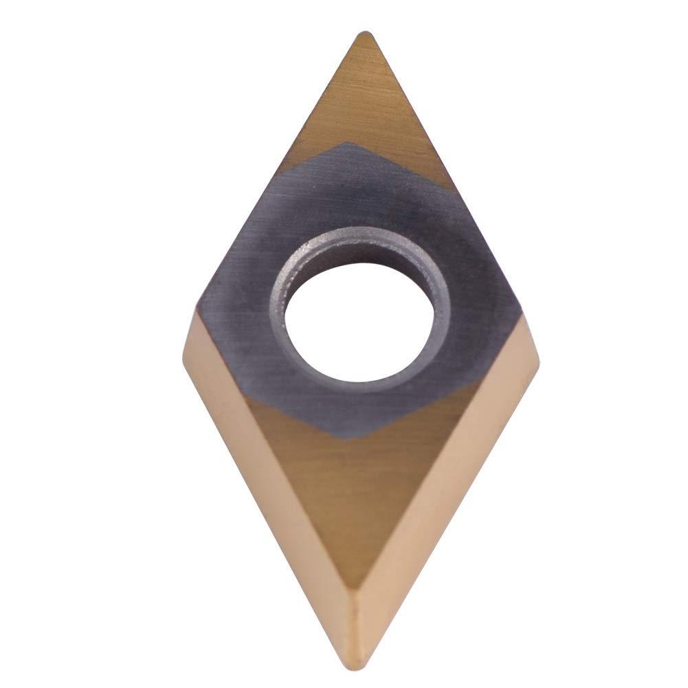MLMLH Inserto CNC Punte in Metallo Duro da 10 pz Inserti per tornio con tornio a Lama