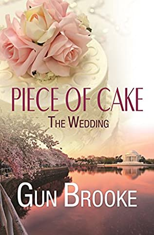 book cover of Piece of Cake: The Wedding