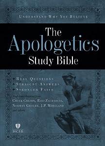 Apologetics Study Bible, Hardcover